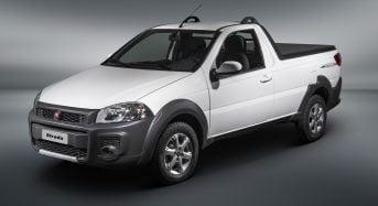 Nova Picape deve Substituir o Fiat Strada em 2020