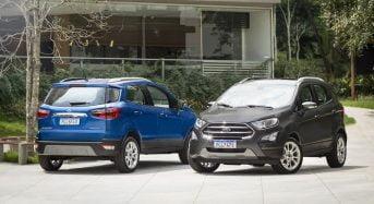 Ford Ecosport Titanium 2020 – Novidades