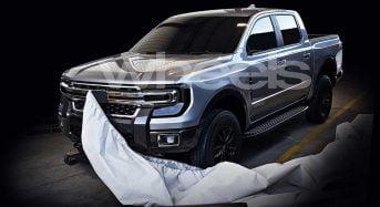 Fotos da Nova Ford Ranger vazam na Internet