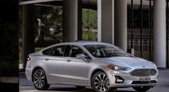 Ford Fusion 2019 – Novidades da Última Geração