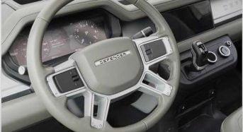 Land Rover Defender 2020 – Novidades e Detalhes do Interior
