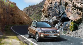 Novo Volkswagen T-Cross 2019 – Pré-Venda e Preço
