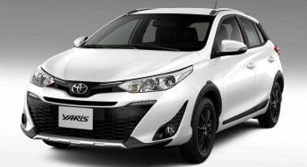 Toyota Yaris X-Way 2019 – Novidades