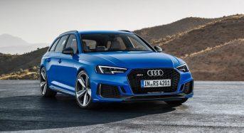 Audi RS4 2019 – Teste e Novidades