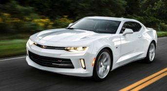 Recall do Chevrolet Camaro – Problema na Caixa de Direção