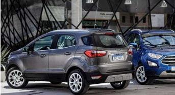 Novo Ford Ecosport Sem Estepe – Vantagens e Desvantagens