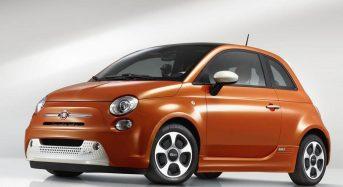 Novo Fiat 500 2020 com Motor Elétrico