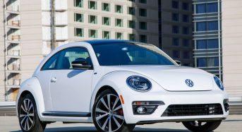 Fim do Volkswagen Fusca – Modelo Sai de Linha pela Terceira Vez