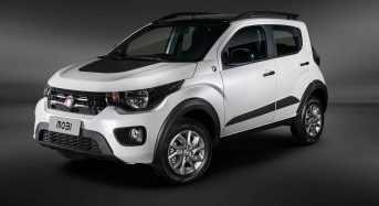 Fiat Mobi ganha Novo Kit Pack Cross