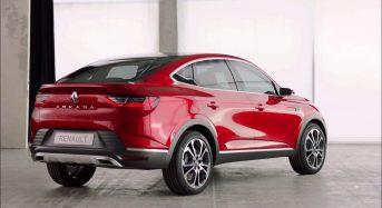 Renault Arkana – Lançamento no Brasil