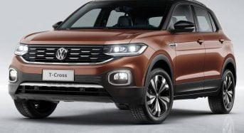 Teste de Segurança do Volkswagen T-Cross – LATIN NCAP