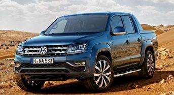 Volkswagen Amarok V6 2020 pode ter Motor Mais Potente