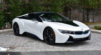 BMW i8 2019 – Pré-Venda no Brasil e Nova Versão Conversível