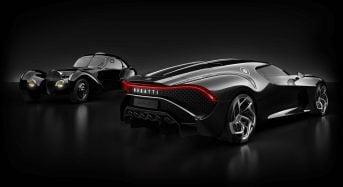 Bugatti La Voiture Noire – Novo Carro Mais Caro do Mundo