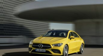 Novo Mercedes-AMG CLA 35 – Novidades e Ficha Técnica