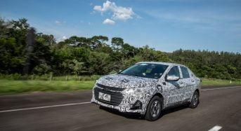 Novo Chevrolet Prisma deve se chamar Onix Sedan