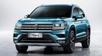 Volkswagen Tarek – Previsão de Lançamento no Brasil