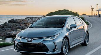Novo Toyota Corolla Híbrido Flex 2020 – Lançamento