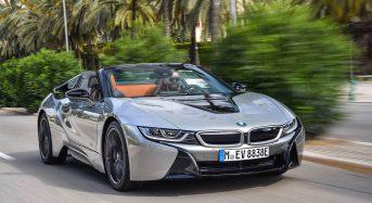 BMW i8 Roadster – Lançamento da Nova Geração no Brasil