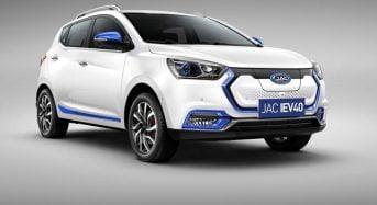 JAC iEV 40 – Lançamento no Brasil, Características