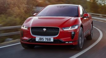Jaguar I-Pace Elétrico – Lançamento e Preço