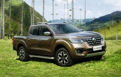 Nova Picape Renault Alaskan no Brasil?