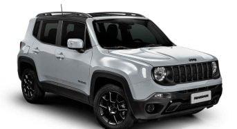 Jeep Renegade Night Eagle – Nova Versão com Acessórios Exclusivos