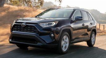 Novo Toyota RAV4 Hìbrido 2020 – Novidades e Preço