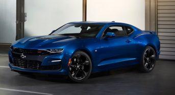 Fim do Chevrolet Camaro em 2023