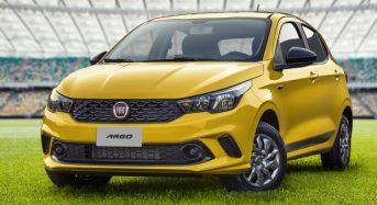 Novo Fiat Argo Seleção 2020 – Novidades e Preço