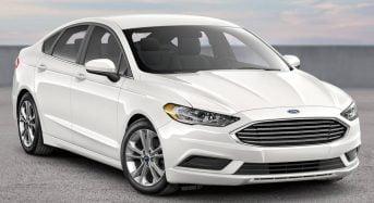 Fim do Ford Fusion em 2020