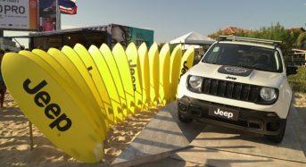 Jeep Renegade WSL 2020 – Nova Série Especial do Mundial de Surfe