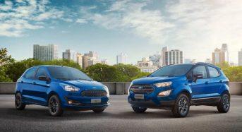Novo Ka e EcoSport 2020 – Série Especial 100 Anos da Ford