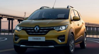 Renault Triber – Detalhes da Nova Minivan baseada no Kwid