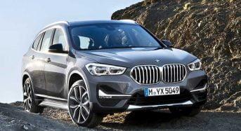 BMW X1 2020 – Lançamento, Características