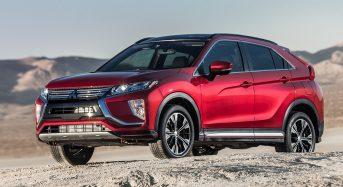 Mitsubishi Eclipse Cross – Lançamento, Especificações