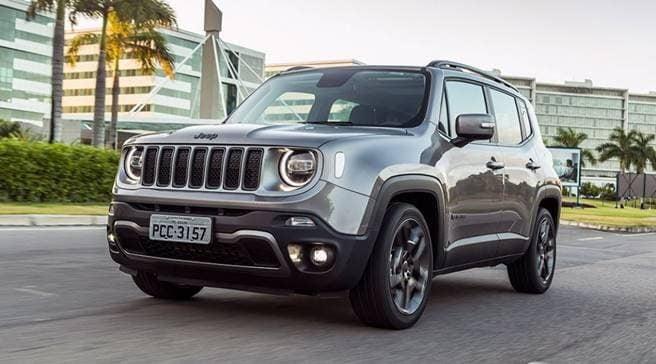 Jeep Renegade 2020 – Novidades e Preço • Carro Bonito
