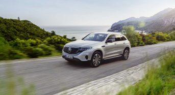 Mercedes-Benz EQC 2020 – Lançamento do Novo Carro Elétrico no Brasil