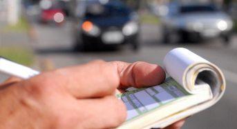 Multas de Trânsito podem ter Valor Proporcional à Renda do Infrator