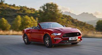 Novo Ford Mustang 55 Anos – Edição Especial