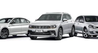 Novo Recall do Volkswagen Jetta, Golf e Tiguan
