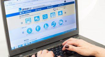 Renovação da CNH pela Internet em SP
