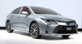 Toyota Corolla Hybrid – Lançamento, Especificações