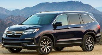 Honda Pilot – Novo SUV tem Registro no INPI
