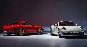 Porsche 911 Carrera 2020 – Nova Versão de Entrada