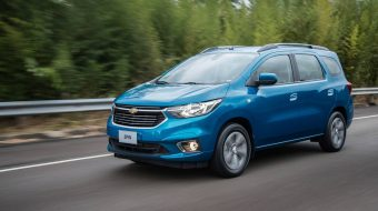 Nova Chevrolet Spin 2021 – Novidades e Mudanças